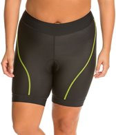 Shebeest Women's Racegear Plus Size Tri Shorts