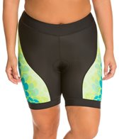 Shebeest Women's Racegear Lava Tri Shorts Plus Size