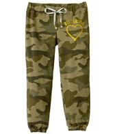 Billie Girls No Bad Thoughts Fleece Sweat Pants (4yrs-14yrs)
