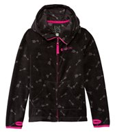 Billie Girls Sparked Flame Polar Fleece Hoodie (4yrs-14yrs)