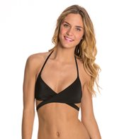 Bettinis Resort Wrap Bikini Top