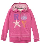 Roxy Kids Girls' Moondust Logo Hoodie (2yrs-7yrs)