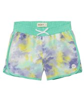 Roxy Kids Girls' Active Cloud Print Short (8yrs-16yrs)
