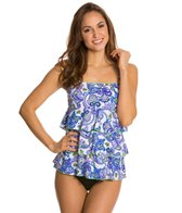 Fit4U Post-Mastectomy Dolce Triple Tiered Bandeau Top