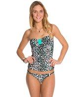 Hurley Raging Roar Bandini Bikini Top