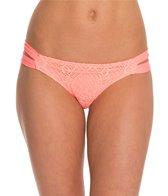 Hurley Webbed Strap Bikini Bottom