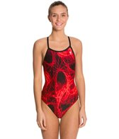 TYR Firestorm Women's Diamondfit Swimsuit
