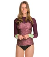 Seea Hermosa L/S Prarie Swim Shirt