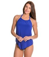 Magicsuit by Miraclesuit Solid Nicole Underwire Tankini Top