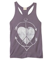 O'Neill Girls' Ahoy Anchor Racerback Tank (7yrs-14yrs)