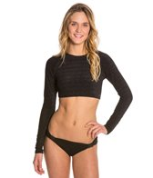 Reef Girls Oasis L/S Crop Surf Shirt