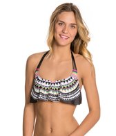 Bikini Lab Emprie Of The Fun Hanky Flutter Top