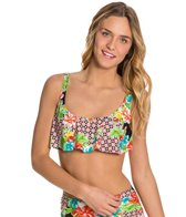 Bikini Lab Hot & Cold Hanky Flutter Top