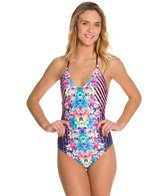 Bikini Lab Counting Starfish One Piece