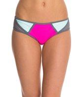 Bikini Lab Sporty Splice Hipster Bottom