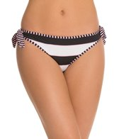 Tommy Bahama Rugby Stripe Reversible Tide Side Hipster Bikini Bottom
