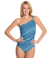 Coco Reef Wonderland Geo C/D/DD One Shoulder One Piece