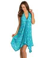 Coco Reef Sahara Scarf Cover Up Dress