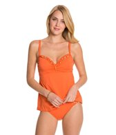 Coco Reef Beaded Bliss C/D/DD/E/F Underwire Tankini Top