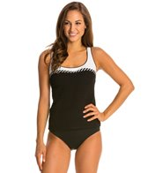 Active Spirit Sport Support Tankini Swimsuit