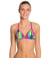 Funkita Feline Fever Tri Swimsuit Top