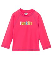 Funkita Still Pink Long Sleeved Rashguard (1-8)