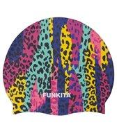 Funkita Feline Fever Silicone Swim Cap