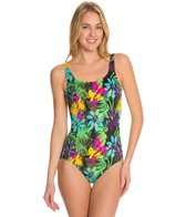T.H.E Anguilla Fun Tank One Piece
