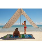 Hollie & Harrie Moroccan Blue Sombrilla Beach Tent