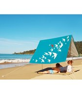 Hollie & Harrie Fly Away Blue Sombrilla Beach Tent