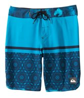 Quiksilver Men's AG47 Half Block Board Shorts