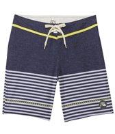 Quiksilver Men's East Side Stripe Board Shorts