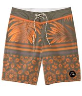 Quiksilver Men's Deep Jungle Remix Board Shorts