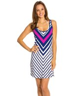 Dotti Stripe City Tank Dress