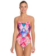 Amanzi Peach Passion Proback One Piece Swimsuit
