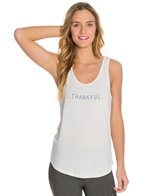 Good hYOUman Women's Thankful Tank