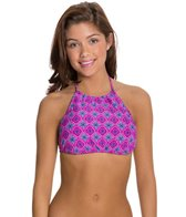 O'Neill Ocean High Neck Halter Bikini Top