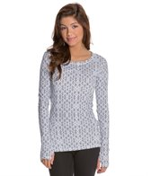 O'Neill 365 Peace Light Layer Printed L/S Top