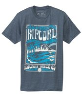 Rip Curl Men's Diamond Head Heather S/S Tee