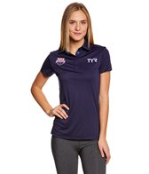 TYR USA Swimming Women's Alliance Victory Polo