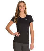 TYR USA Swimming All Elements Women's Running Tee