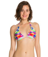 Seafolly Prismatic Slide Tri Bikini Top