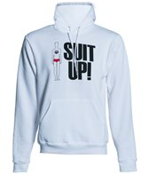 USA Swimming Men's Suit Up Pullover Hoodie