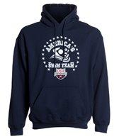 USA Swimming Unisex Team Pullover Hoodie