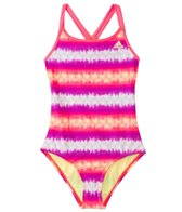 Adidas Girls' A-Way Game Cross Back One Piece (7-16 yrs)