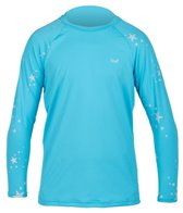 Xcel Girls' Axis Alexa L/S Surf Shirt