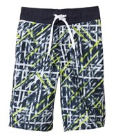 Speedo Boys' Brushed Construction E-Board (8yrs-20yrs)