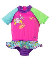 Speedo Girls' UV Polywog (1yr-6yrs)