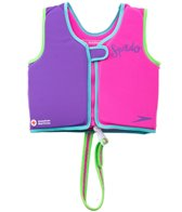 Speedo Girls' Classic Swim Vest (2yrs-6yrs)