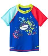 Speedo Boys' UV Sun Shirt (2T-6yrs)